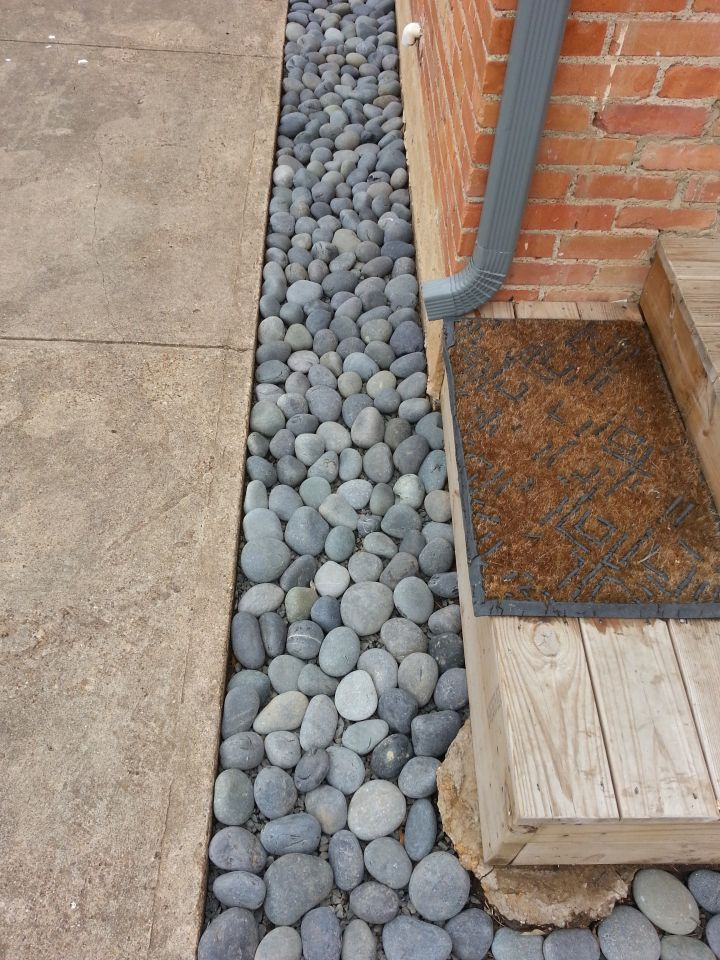 River rock: A big solution for your small landscape