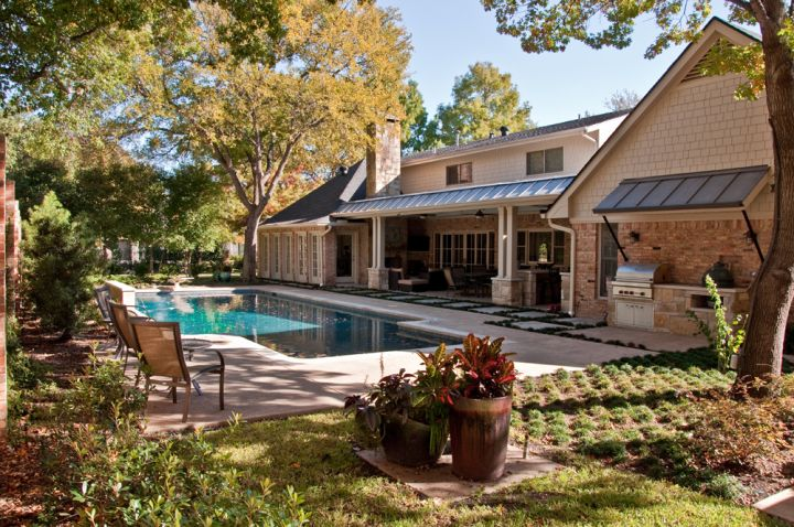 Creating A Kitchen For Entertaining: Outdoor Kitchens & Entertaining: Design To Make The Most