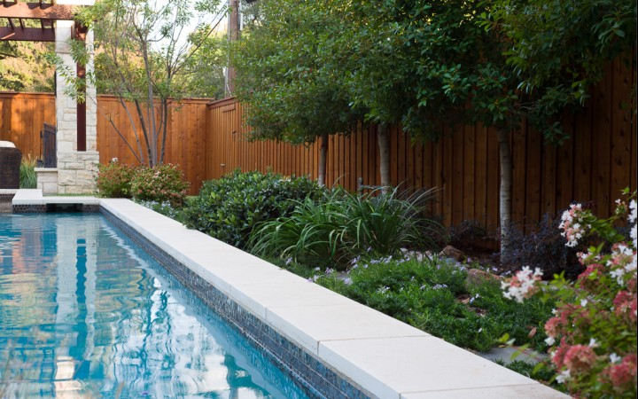 Backyard Renovation with Pool